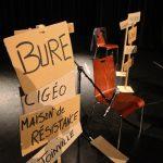 """Marie BÉDUNEAU - Conférence gesticulée """"Auto-Stop-Bure"""""""