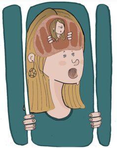 """Annette BERTHON - Conférence gesticulée""""L'enfer me ment : et si on arrêtait d'enfermer des gens ?"""""""