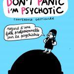"""Céline Letailleur - Conférence gesticulée """"Don't Panic I'm Psychotic"""""""