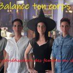 "Agathe FORT - Conférence gesticulée ""Balance ton corps !"""