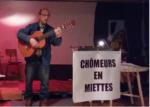 """Olivier - Conférence gesticulée """"Chômeurs en miettes"""""""