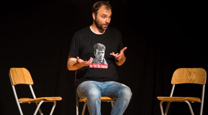 """Anthony POULIQUEN - Conférence gesticulée """"Une autre histoire des classes sociales"""""""