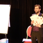 """Bérenger RITA - Conférence gesticulée """"L'économie pour les moldus"""""""