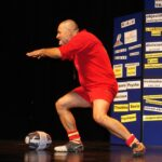"Christophe ABRAMOVSKY - Conférence gesticulée ""Le travail est un sport collectif"""