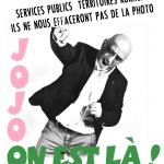 """Christophe BEX - Conférence gesticulée """"On est là ! Services publics et territoires ruraux"""""""