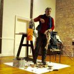 """Christian LEFAURE - Conférence gesticulée """"Sculpteurs de mondes"""""""