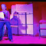 """Catherine MARKSTEIN - Conférence gesticulée """"La place n'était pas vide"""""""