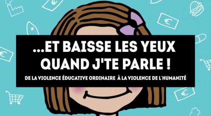 """Camille PASQUIER - Conférence gesticulée """"Et baisse les yeux quand je te parle !"""""""