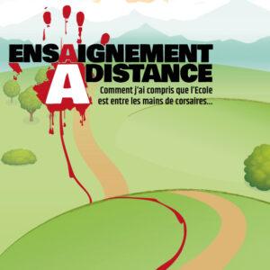 """Christophe ROHOU - Conférence gesticulée """"EnsAignement à distance"""""""