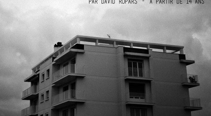 """David ROPARS - Conférence gesticulée """"Monplaisir mon cul ! une histoire de la politique de la ville et des quartiers"""""""