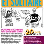"""Irena HAVLICEK - Conférence gesticulée """"L'Économie sociale et solitaire"""""""