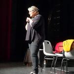 """Isabelle PENIN - Conférence gesticulée """"Famille à la masse"""""""