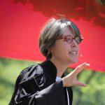 """Julie ALLARD - Conférence gesticulée """"Aux frontières du droit – La politique d'immigration en question"""""""