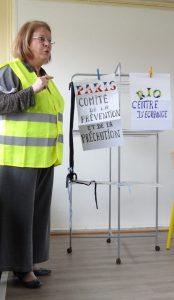 """Jacqueline ETIENNE-LECLERCQ - Conférence gesticulée """"Précaution ou Solidarité ?"""""""