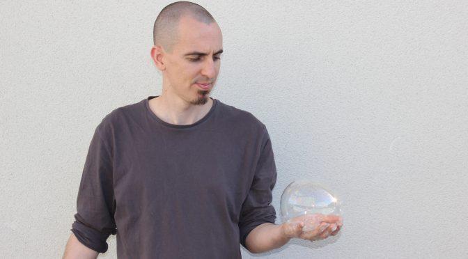 """Jérémie LETORT - Conférence gesticulée """"Un pavé dans la bulle"""""""