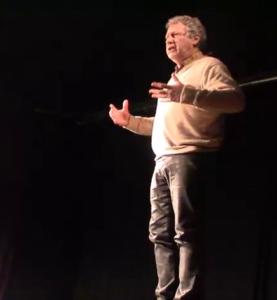 """Jean-Marc JOURDAN - Conférence gesticulée """"Le coup de poing n'est pas parti"""""""