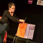 """Laure CLERJON - Conférence Gesticulée """"Autrices, lutteuses et poétesses remontent en selle !"""""""