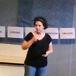 """Ludivine SANDRIN - Conférence gesticulée """"Mon corps est à moi ! Histoires de naissances ..."""""""