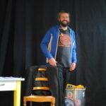 """Luc HEUDES - Conférence gesticulée """"Qui veut travailler et être pauvre?"""""""