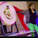 "Marianne - Conférence gesticulée ""La roue tourne"""