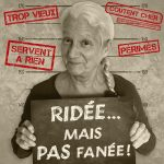 """Marianne BLIN - Conférence gesticulée """"Ridée ... mais pas fanée !"""""""