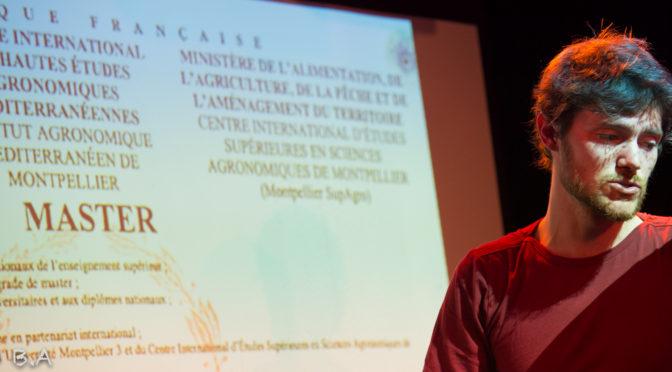 """Mathieu Dalmais - Conférence gesticulée """"Vous êtes l'élite de l'élite de l'élite de la France"""""""