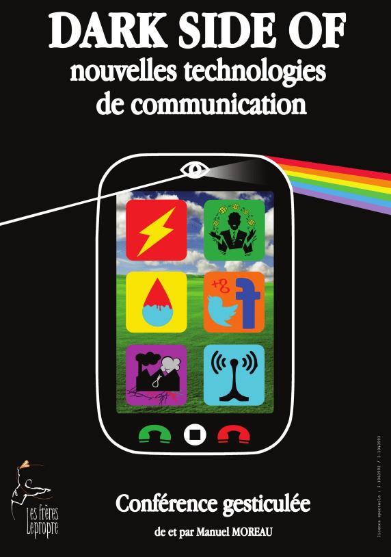 Dark Side of Nouvelles Technologies de Communication