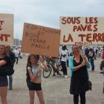 """Emmanuelle et Michel PHILIPPO - Conférence gesticulée """"Terre en vue !"""""""