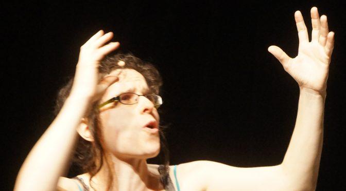 Mélanie SALA - Conférence gesticulée « Nous ne sommes pas du même monde... » nous disent-ils