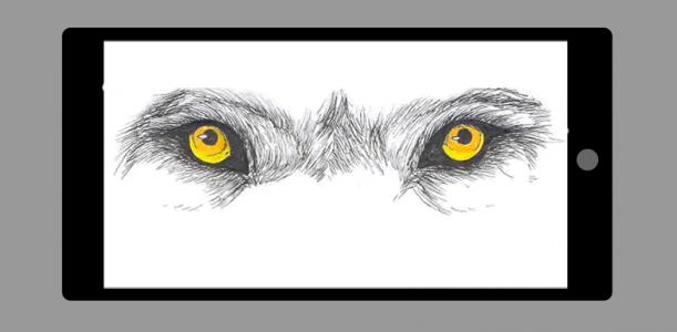 L'écran … Méchant loup ?