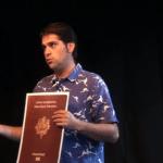 """Pierre DÉVRIEUX - Conférence gesticulée """"Le passeport des oiseaux"""""""