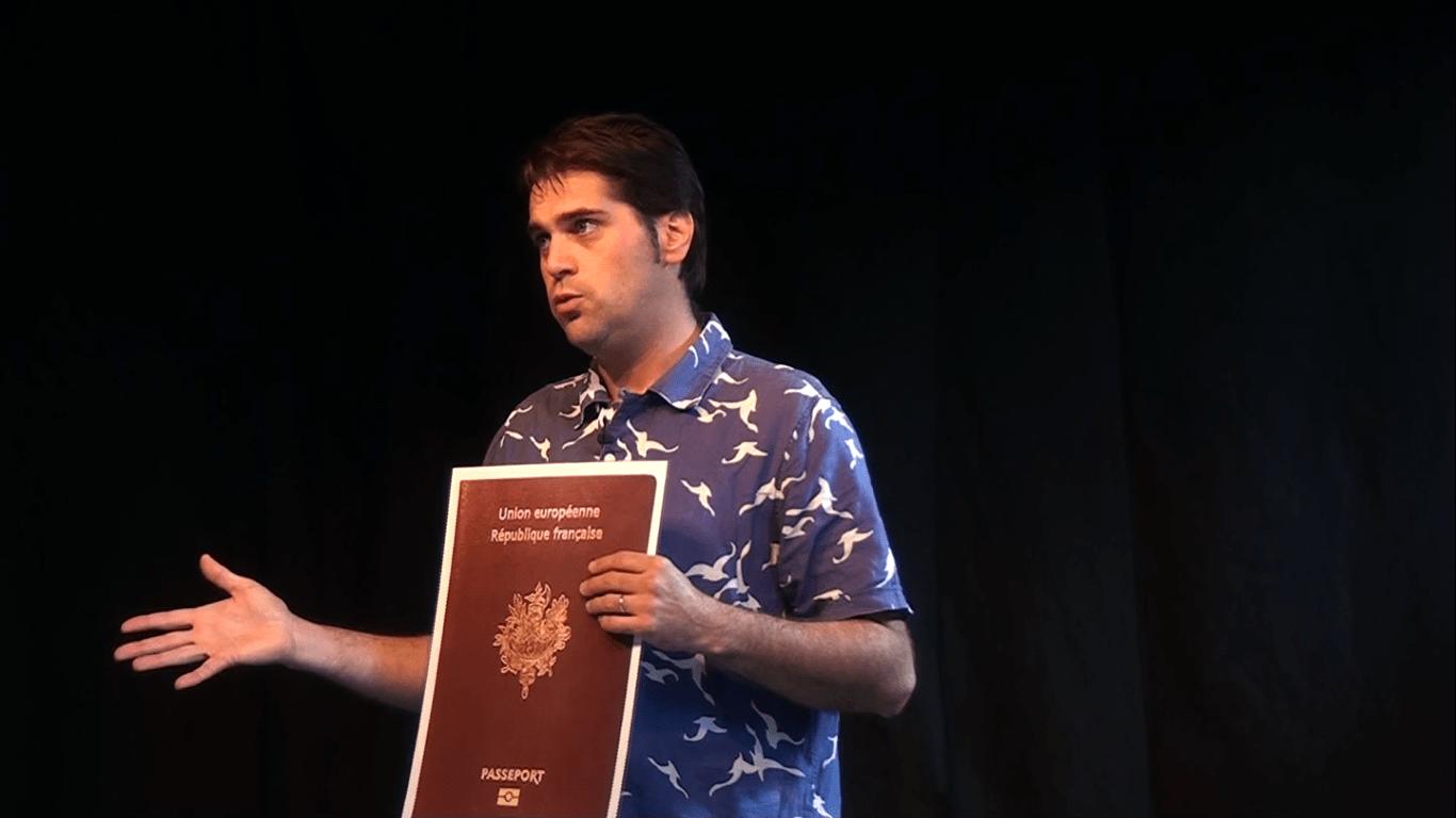 Le Passeport des Oiseaux