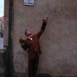 """Phloem Sev - Conférence gesticulée """"Hypnose, vote et vieux mégots"""""""