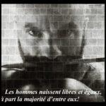 """Serge MASCHERONI - Conférence gesticulée """"Les hommes naissent libres et égaux ..."""""""