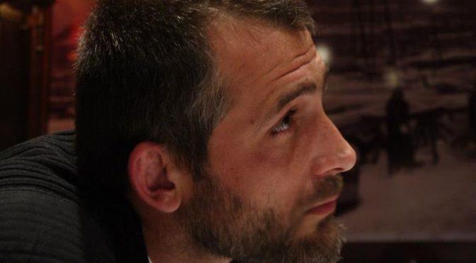 """Julien Van Den Bulcke - Conférence gesticulée """"En quête de démocratie ..."""""""