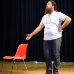 """Sébastien MONIÉ (VGarou) - Conférence gesticulée """"On n'est pas des bêtes"""""""